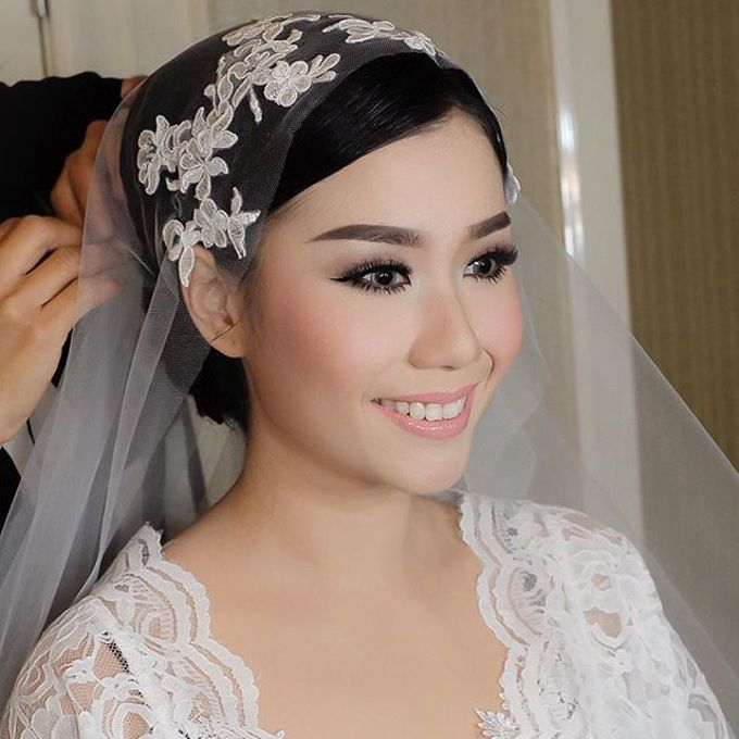 Wedding  by Fedya Make Up Artist - 012