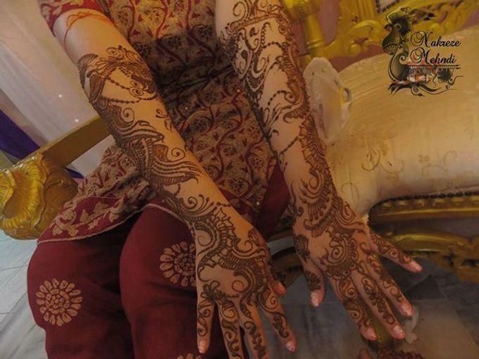 Bridal Henna - Arabic by Nakreze Mehndi - 004