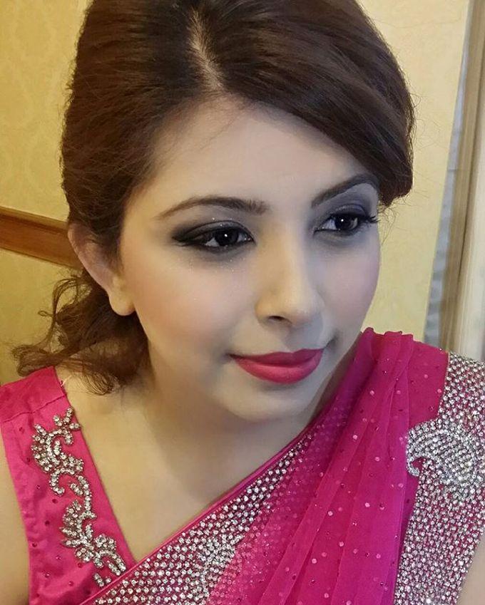 Bridal Makeup by Makeup by Lavina - 008