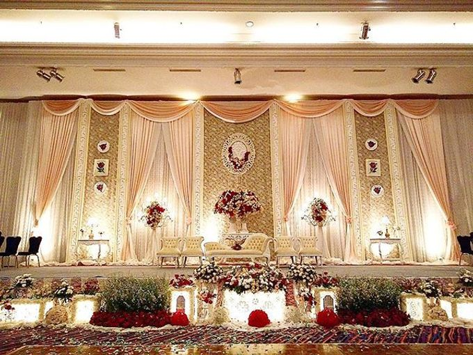 Wedding of Andree & Ferlin by Adel's House of card - 004