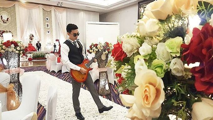Wedding of Andree & Ferlin by Adel's House of card - 007