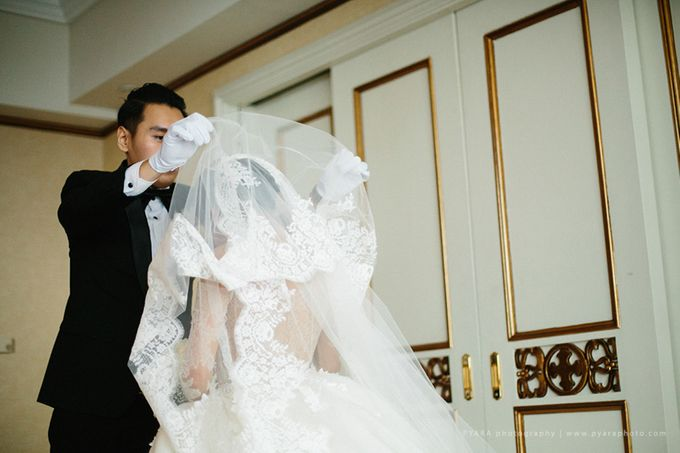 Daniel Ing | Surabaya Wedding by Carol by PYARA - 041