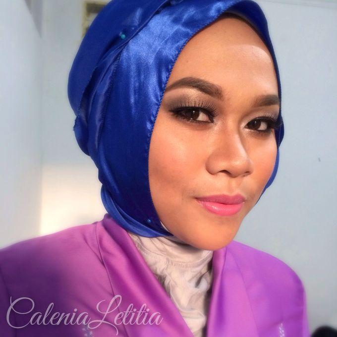 Graduation Makeup by Calenia Letitia Makeup Artist - 003