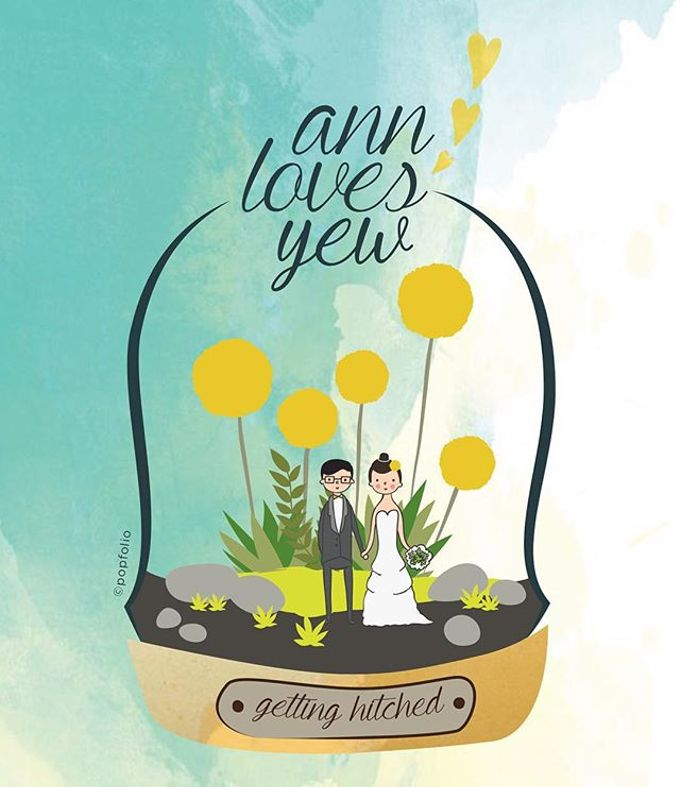 Terrarium Love by POPfolio - 001