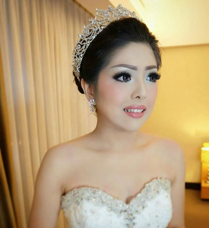 Wedding of Andree & Ferlin by Adel's House of card - 017