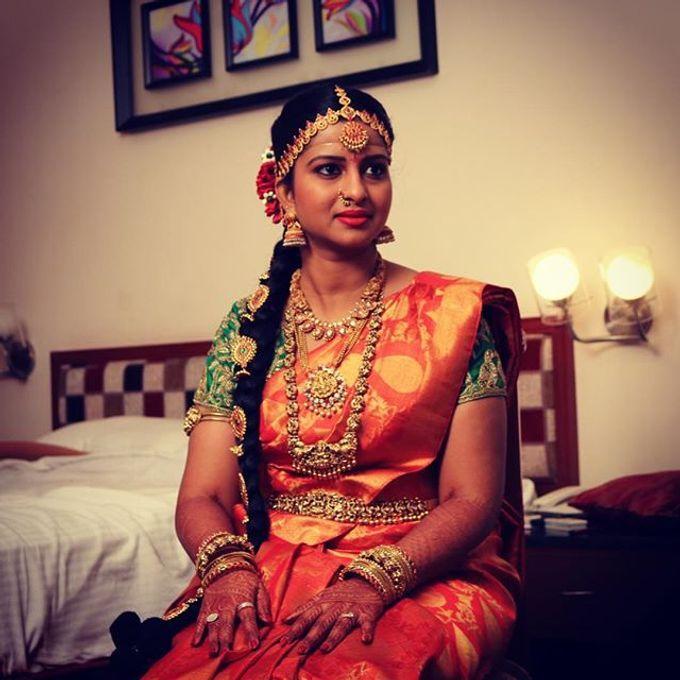 Wedding Bridal Makeup Coimbatore by Raj Bridal Makeup - 004