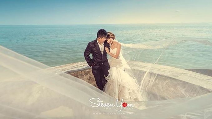 Pre Wedding & Couple Portraiture by Steven Yam Photography - 011