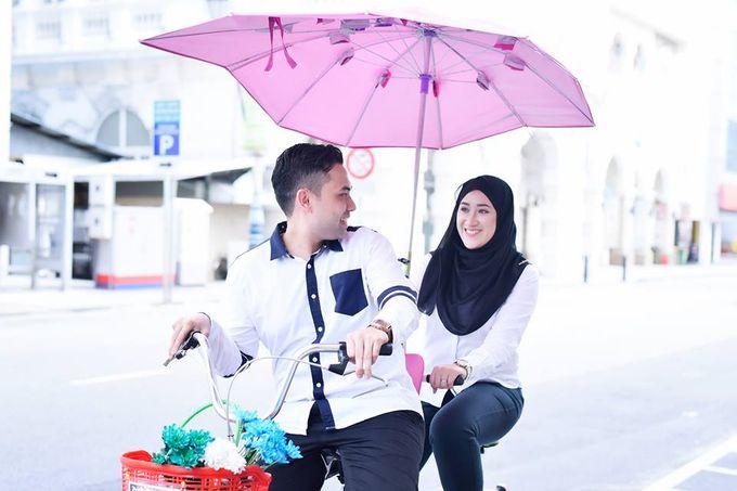 PRE-WEDDING HAZEL AND AEN by Opa Pakar Photography - 023