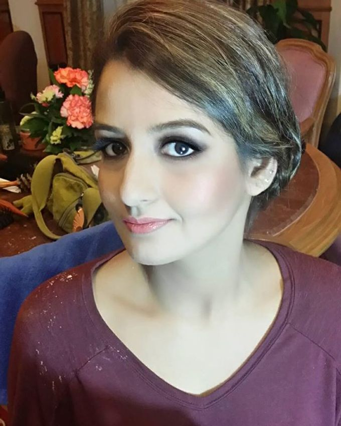 Flawless Day Look by Makeup by Lavina - 004