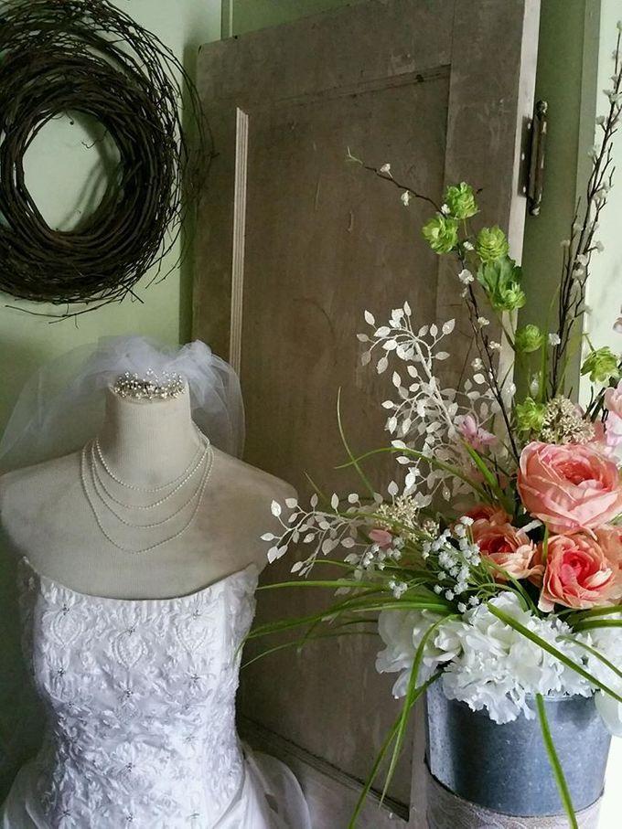 Bridal Bouquet by Reba Jo's Shoppe - 003