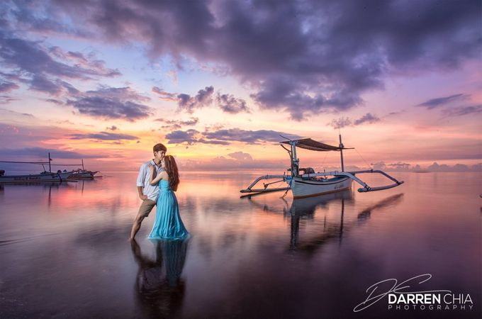 Pre wedding shoots by Darren Chia Photography - 007