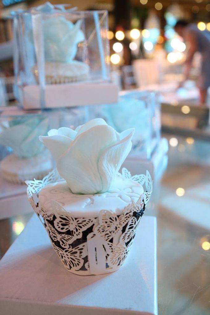 Wedding Cakes by Cupkeyk N Art - 021