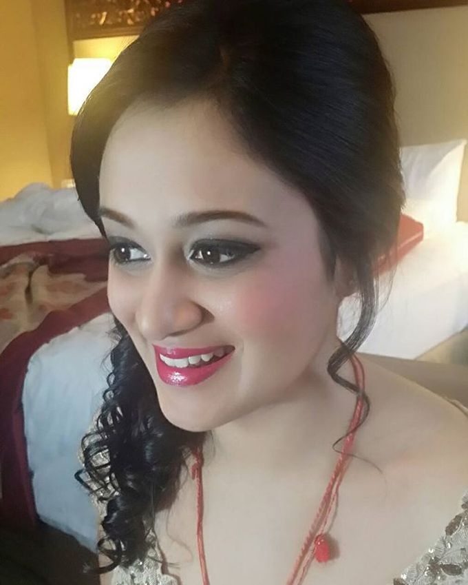 Party Makeup by Makeup by Lavina - 010