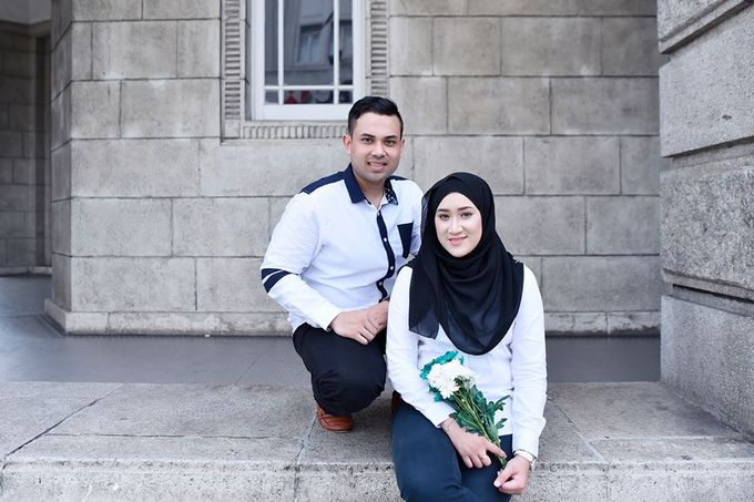 PRE-WEDDING HAZEL AND AEN by Opa Pakar Photography - 019