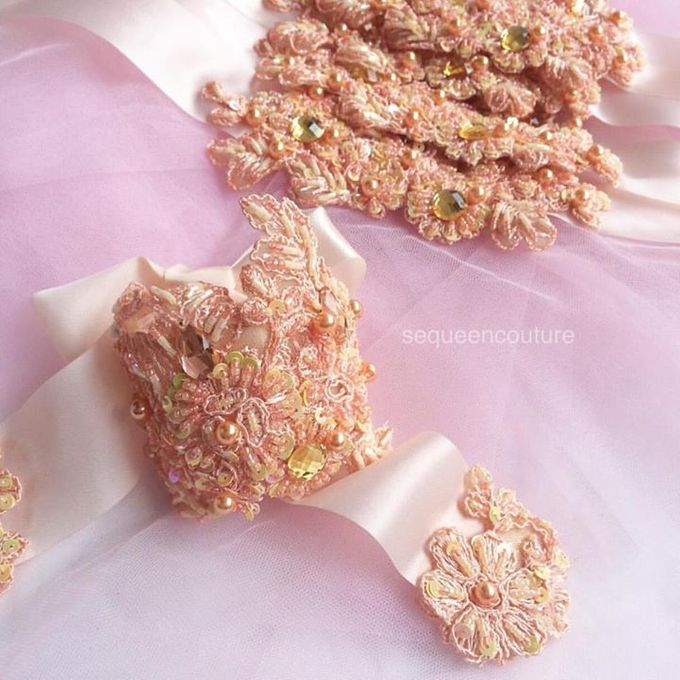Corsage by Sequeen Couture - 001