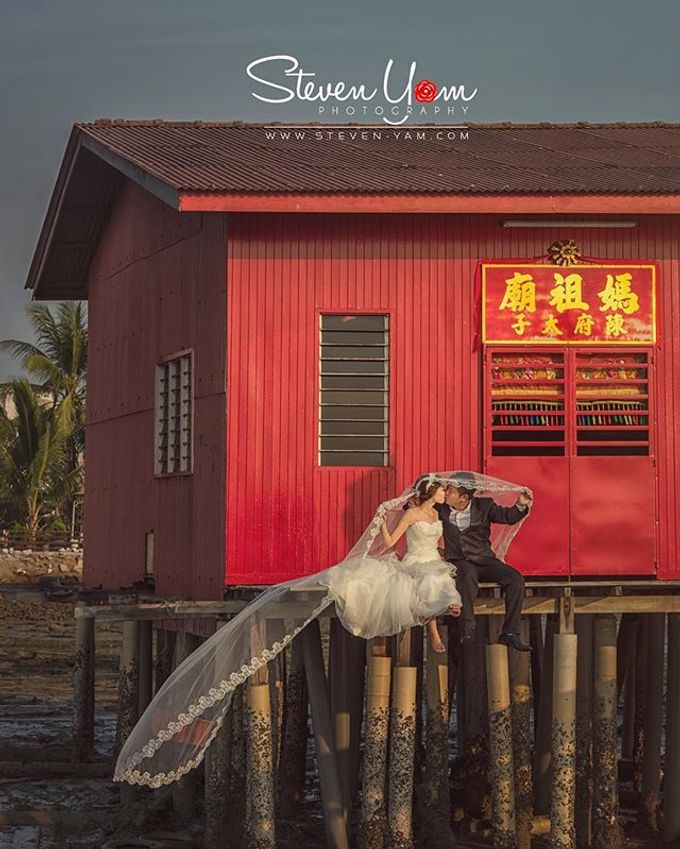 Pre Wedding & Couple Portraiture by Steven Yam Photography - 010