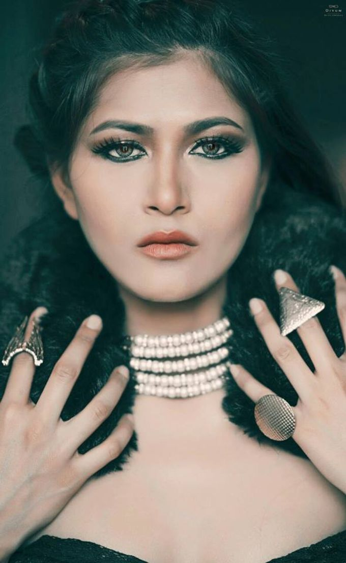Hi Fashion Make up by Parul Makeupartist - 004