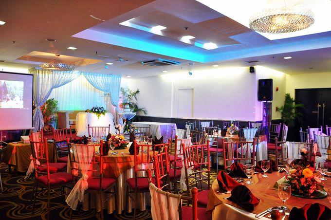 Wedding Venue Set Up by GREENHILLS ELAN HOTEL MODERN - 008
