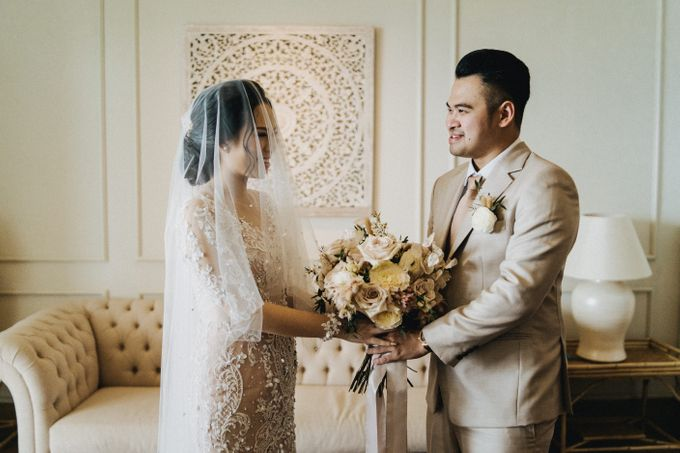 Hendry & Cindy Wedding by Love Bali Weddings - 013