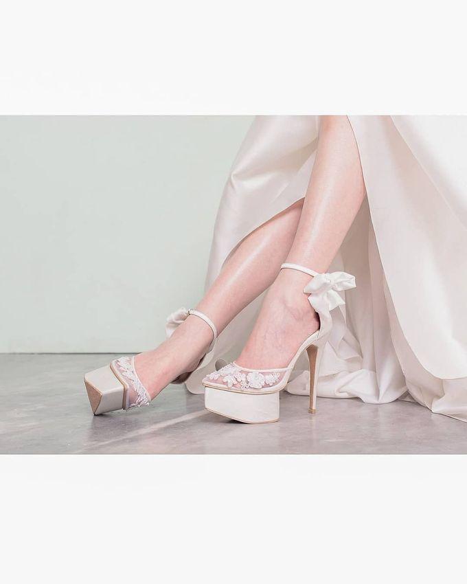 @elleyamada | #SachlireneYanelle White 14cm by SACHLIRENE TFOTA - 002