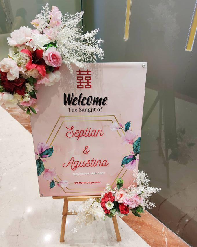 Sangjit of Septian & Agustina by Calysta Sangjit Decoration - 010