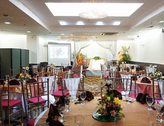 Wedding Venue Set Up by GREENHILLS ELAN HOTEL MODERN - 002