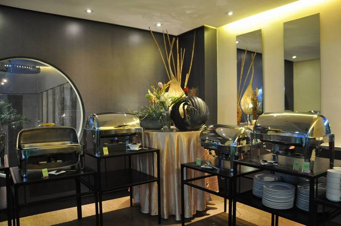 Wedding Venue Set Up by GREENHILLS ELAN HOTEL MODERN - 010