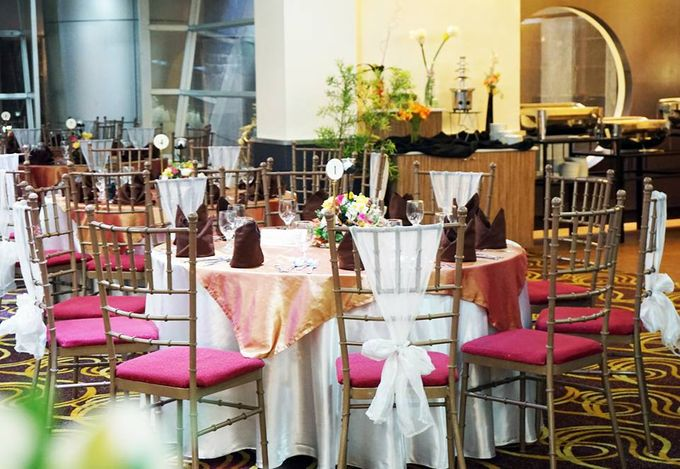 Wedding Venue Set Up by GREENHILLS ELAN HOTEL MODERN - 003