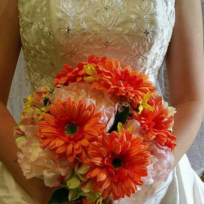Bridal Bouquet by Reba Jo's Shoppe - 004