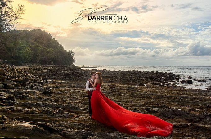 Pre wedding shoots by Darren Chia Photography - 009