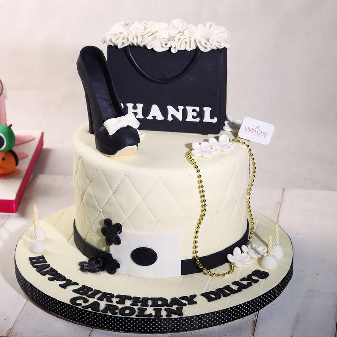 Birthday Cake Part 2 by Libra Cake - 034