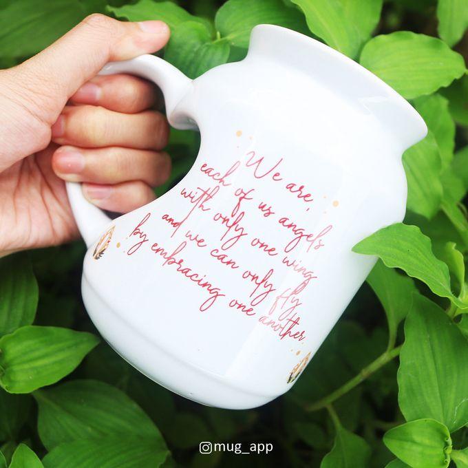 MUG MEME LOVE WEDDING KEVIN LILIANA & OSKAR MAHENDRA by Mug-App Wedding Souvenir - 003
