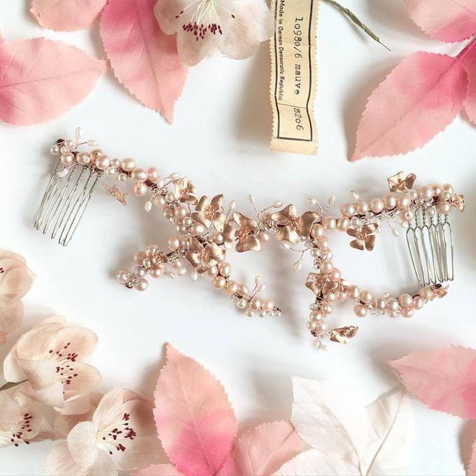 Hair Pieces by Victoria Millésime - 006