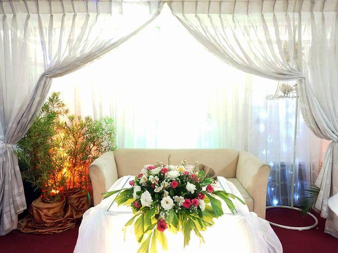 Wedding Venue Set Up by GREENHILLS ELAN HOTEL MODERN - 001