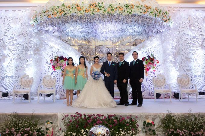 Wedding of Krisna & Merlyn by Sparkling Organizer - 001