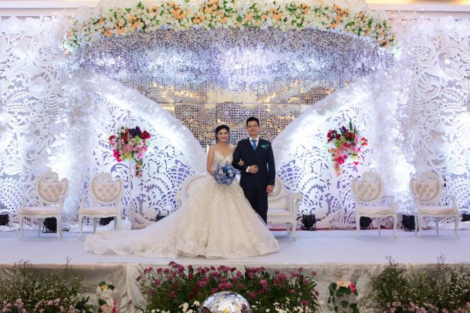 Wedding of Krisna & Merlyn by Sparkling Organizer - 007