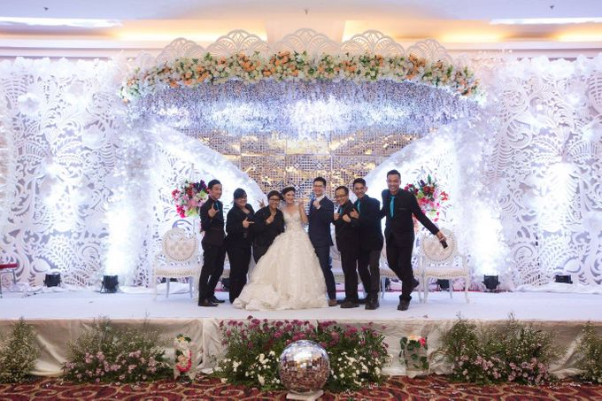 Wedding of Krisna & Merlyn by Sparkling Organizer - 009