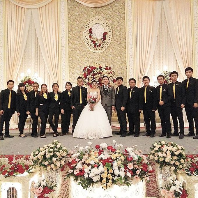 Wedding of Andree & Ferlin by Adel's House of card - 003