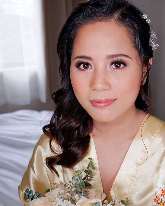 Bride Eunice by Bea Hernandez Makeup - 001