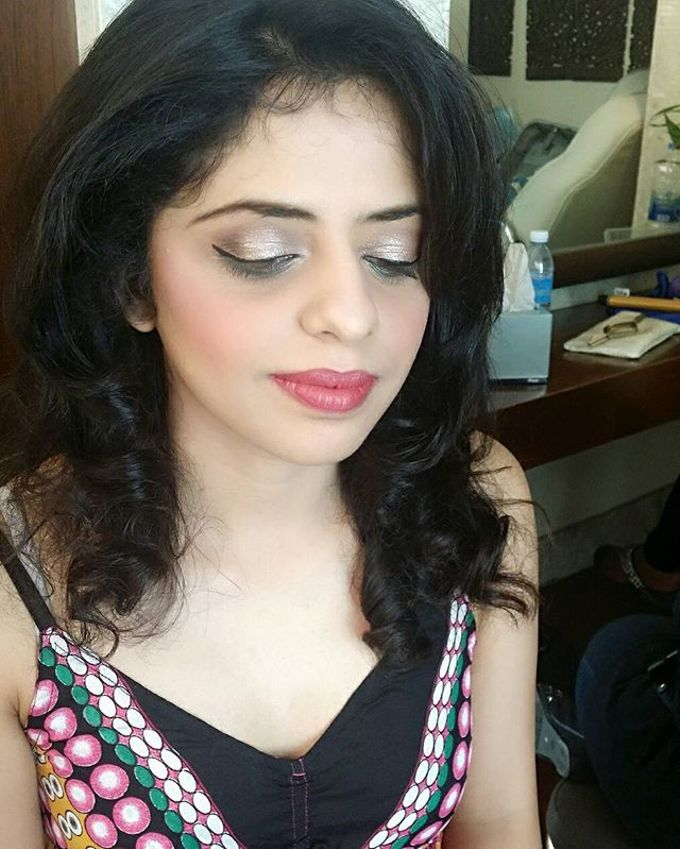 Party Makeup by Makeup by Lavina - 009