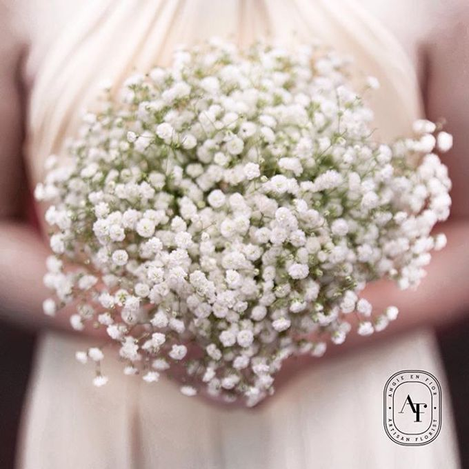 Bride Bouquet by Angie Fior - 014