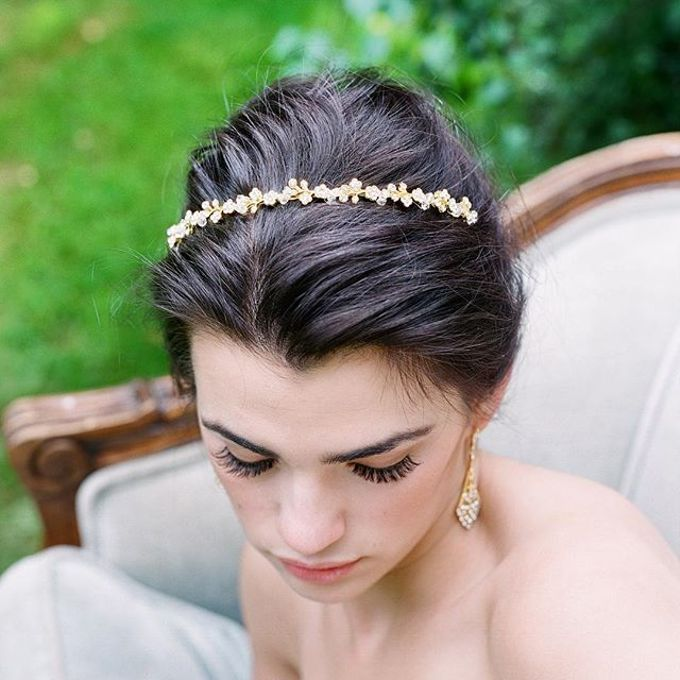 More Crowns Tiaras and Headpieces by Eden Luxe Bridal - 047