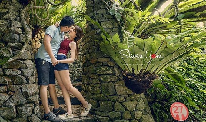 Pre Wedding & Couple Portraiture by Steven Yam Photography - 009