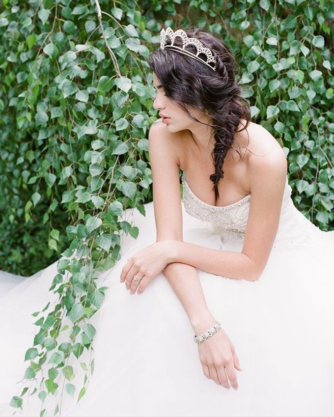 More Crowns Tiaras and Headpieces by Eden Luxe Bridal - 048