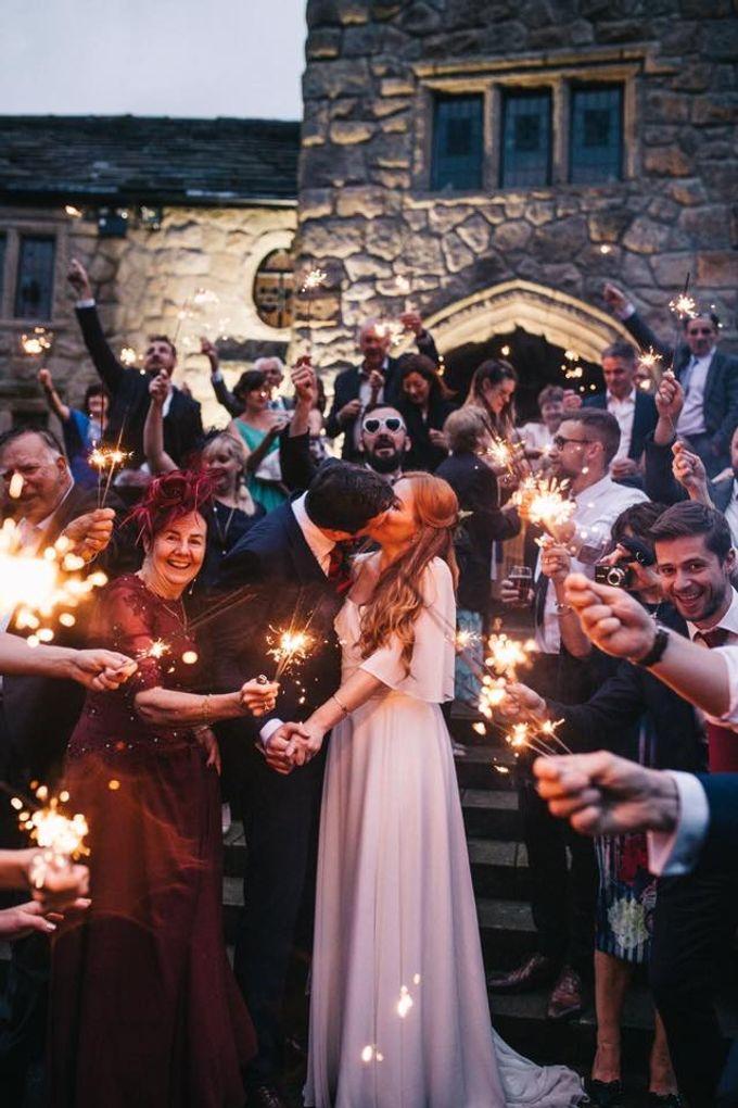 Weddings by Upper House Hayfield - 005