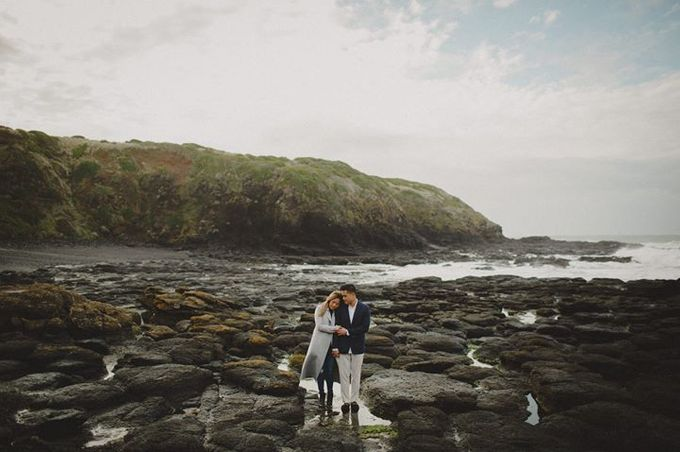 Melbourne Mornington Peninsula Prewedding by Samuel Goh Photography - 023