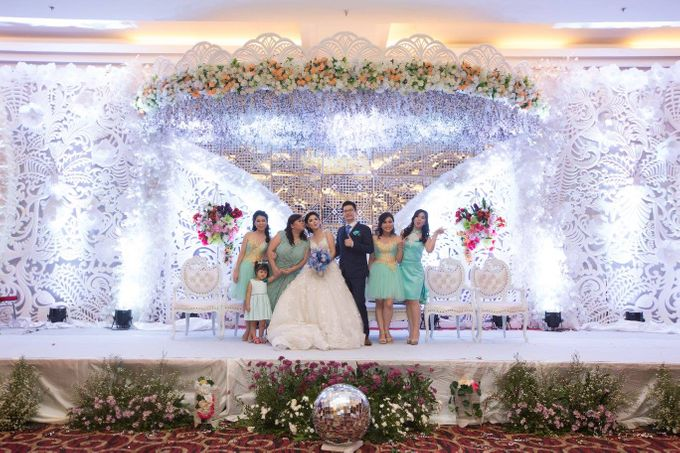 Wedding of Krisna & Merlyn by Sparkling Organizer - 019