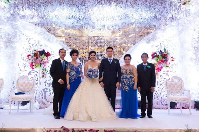 Wedding of Krisna & Merlyn by Sparkling Organizer - 020