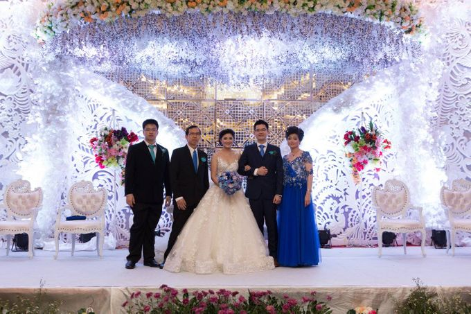 Wedding of Krisna & Merlyn by Sparkling Organizer - 021