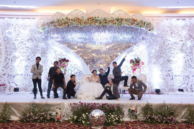 Wedding of Krisna & Merlyn by Sparkling Organizer - 022
